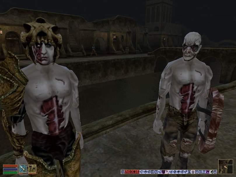 Плагин секс в morrowind